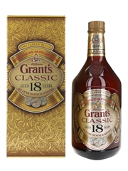 Grant's Classic 18 Year Old De Luxe
