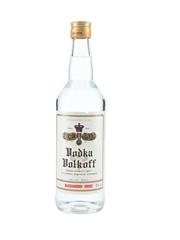 Alexandre Droz Vodka Volkoff