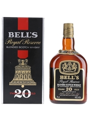 Bell's 20 Year Old Royal Reserve