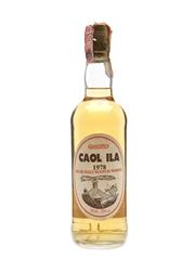 Caol Ila 1978 Samaroli Bottled 1989 75cl