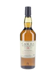 Caol Ila 16 Year Old Distillery Exclusive