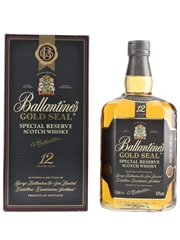 Ballantine's 12 Year Old Gold Seal