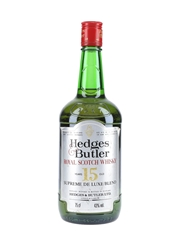Hedges & Butler 15 Year Old