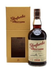 Glenfarclas 1958 Family Cask Cask #2245 Bottled 2007 70cl