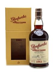 Glenfarclas 1961 Family Cask Cask #1322 Bottled 2008 70cl