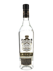 Smirnoff Black Label