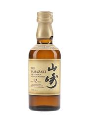 Yamazaki 12 Year Old Suntory 5cl / 43%