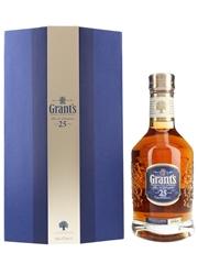 Grant's 25 Year Old Rare & Distinctive Batch No. 09-0614 70cl / 40%