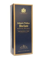 Johnnie Walker Blue Label  100cl
