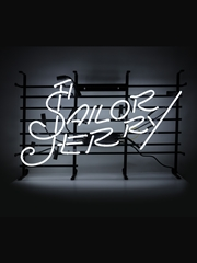 Sailor Jerry Neon Sign