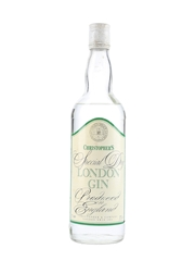 Christopher's London Gin