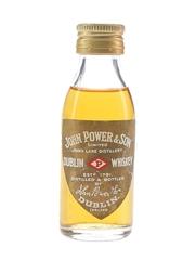 John Power & Son Gold Label Bottled 1960s-1970s 5cl / 40%