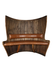 Glenfiddich Barrel Bench