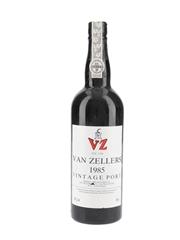 Van Zellers 1985 Vintage Port