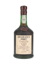 Graham's 20 Year Old Port