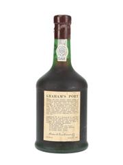 Graham's 20 Year Old Port Bottled 1984 70cl
