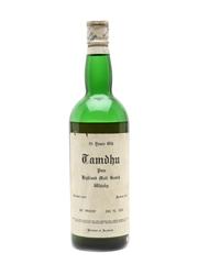 Tamdhu 1950 Pure Highland Malt