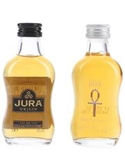 Isle Of Jura Origin & Superstition  2 x 5cl
