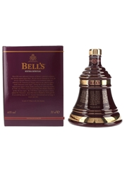 Bell's Christmas 2002 Ceramic Decanter James Watt 70cl / 40%