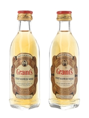 Grant's Standfast  2 x 4.7cl / 40%