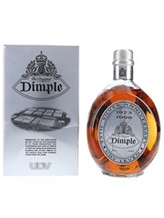 Dimple 15 Year Old UDV Leven 25th Silver Anniversary Bottled 1998 75cl / 43%