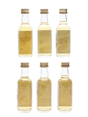 British Butterfly Collection 13-18 The Whisky Connoisseur 6 x 5cl / 40%