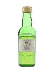 Jura 1983 10 Year Old Bottled 1993 - Cadenhead's 5cl / 63.9%