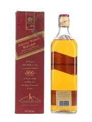 Johnnie Walker Red Label Bottled 1993 75cl / 43%