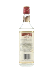 Beefeater London Dry Gin Bottled 1990s 70cl / 40%