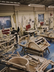 The Balvenie Morgan Plus VIP Morgan Factory Tour