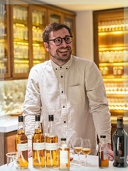 Private Glenfiddich Tasting in London with Alex Walker