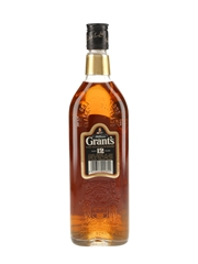 Grant's 12 Year Old Bottled 1980s 75cl / 43%