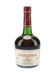 Courvoisier 3 Star Luxe Bottled 1990s 70cl / 40%