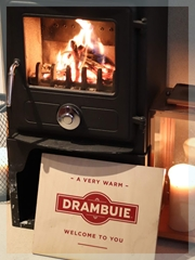 Inspired by Drambuie Private Outdoor Dining Experience for 12 People