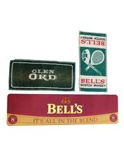 Bell's & Glen Ord Bar Towels