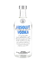 Absolut Vodka  70cl / 40%