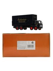 Ballantine's Superb Scotch Whisky Albion Lorry Bulk Grain Transport Co. 18cm  x 8.5cm x 5cm