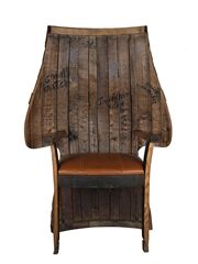 Glenfiddich Winter Storm Barrel Armchair