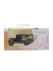 Black Bottle Model A Ford Van Lledo Collectibles - The Bygone Days Of Road Transport 8cm x 4cm x 3cm
