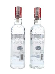 Polmos Sobieski Vodka  2 x 50cl / 40%