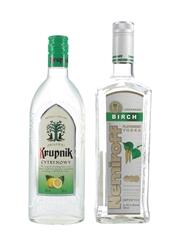 Nemiroff & Krupnik Flavoured Vodka