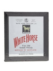 White Horse Fine Old Scotch Whisky Mirror Small 16cm x 15cm