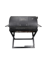 Sailor Jerry BBQ Smoker
