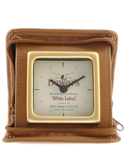 Dewar's Travel Alarm Clock