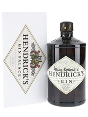 Hendrick's Bottle Signed by Master Distiller Lesley Gracie with Personal Note
