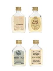 Assorted Single Malt Scotch Whisky Marks & Spencer 4 x 5cl / 40%