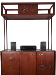 Sailor Jerry Bar Light Up Bar With Amplifier & Speakers 237cm x 141cm x 63cm