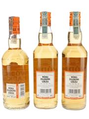 Polmos Wodka Zoladkowa Gorzka  3 x 50cl / 40%