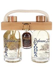 Debowa Polska Oak Vodka Set