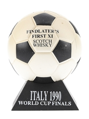 Findlater's First XI Italy 1990 World Cup Finals 5cl / 43%